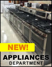 Appliances Department